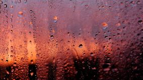 La pluie permanente 2 Images libres de droits