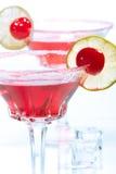 La plupart des série populaire de cocktails Photo stock