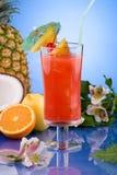 La plupart des série populaire de cocktails - ouragan image libre de droits