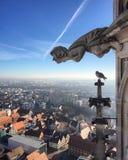 La plus haute église en terre Photo libre de droits