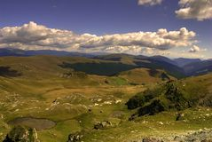 Transalpina Photos stock