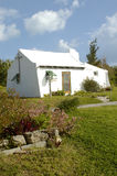 La plus petite église 2 des Bermudes Photos libres de droits