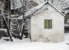 La plus petite maison Image stock