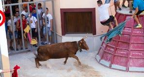 La Pobla Tornesa Stock Photos