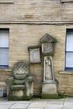 La poca Germania, Bradford, Yorkshire Fotografie Stock Libere da Diritti