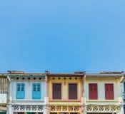 La poca India en George Town Malaysia fotos de archivo