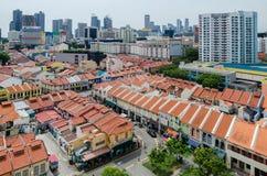 La poca India, Singapur Fotografía de archivo