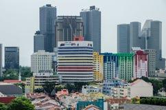 La poca India, Singapur Foto de archivo libre de regalías
