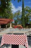 La poca Italia a San Diego Fotografie Stock