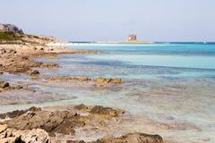 La Polarda beach Stock Photo