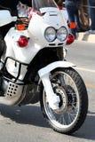 La policía militar bike Fotografía de archivo libre de regalías
