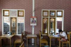 LA POLITIQUE DE L'ASIE MYANMAR NYAUNGSHWE Images libres de droits