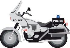 La polizia va in automobile Fotografia Stock Libera da Diritti
