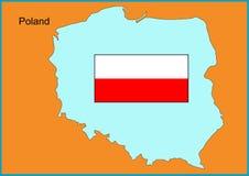 La Pologne Photo stock