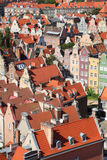 La Pologne - Danzig Photographie stock libre de droits