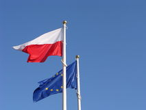 La Pologne en Europe Photos stock