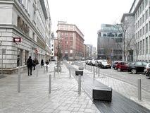 La Pologne Varsovie Photos stock