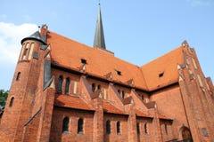 La Polonia - Kluczbork Fotografie Stock