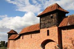La Polonia - Malbork Immagine Stock Libera da Diritti