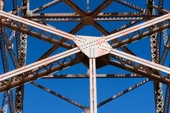 La Polvorilla de Viaducto Imagem de Stock