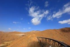 La Polvorilla viaduct, Tren A Las Nubes, northwest of Argentina Royalty Free Stock Image