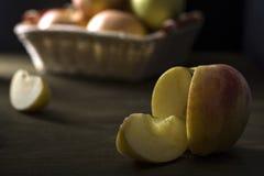 La pomme Photographie stock
