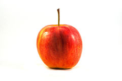 La pomme rouge photos libres de droits