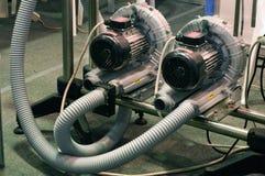 La pompa elettrica. Fotografie Stock Libere da Diritti