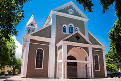 La Popa Hermitage de de la empanada en Cartagena de Indias foto de archivo