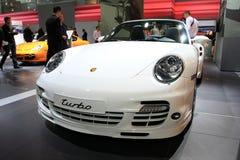 La Porsche Turbo GT2 Foto de archivo libre de regalías