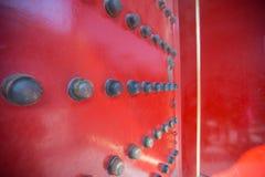 La porta Immagini Stock
