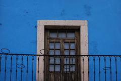 La porta Fotografia Stock