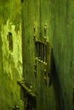 La porta della prigione Immagini Stock Libere da Diritti