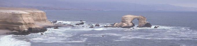 La Portada de Antofagasta Fotografia Stock