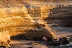 'La Portada' Natural Monument, Antofagasta (Chile) Stock Image