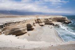 La Portada Natural Monument, Chile. La Portada Natural Monument at Antofagasta, Chile Stock Photo