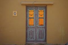 La porte Images stock