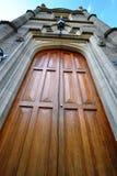 La porte au palais de Vorontsov Photos libres de droits