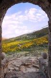 La porte au paradis Photo libre de droits