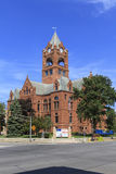 La Porte county courthouse Royalty Free Stock Images