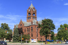 La Porte county courthouse Stock Photo