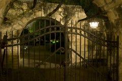 La porte d'Alamo images libres de droits