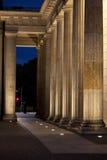 La Porte de Brandebourg Image stock