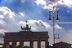 La Porte de Brandebourg Image libre de droits