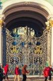 La porte de l'ermitage Photo stock