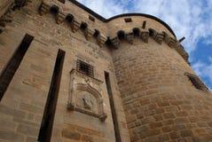 La Porte-prison dans la ville de Vannes en Bretagne, France photo libre de droits