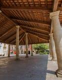 La Porxada building of Granollers Royalty Free Stock Photos