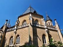 La posizione della tomba di Schwarzemberg, repubblica Ceca Fotografia Stock Libera da Diritti