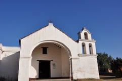 La posta de Sinsacate. Detail of an old church in Córdoba, Argentina Royalty Free Stock Photos