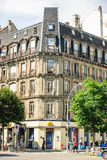 La Poste France and French architecture Royalty Free Stock Photo
